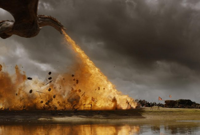 Loot Train Attack on Game of Thrones